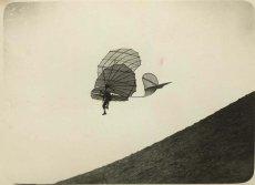 画像2: リリエンタールの複葉グライダー1895年式 (2)