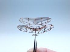 画像3: リリエンタールの複葉グライダー1895年式 (3)