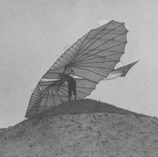 画像2: リリエンタールの実験用グライダー1895年式 (2)