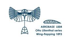 画像9: リリエンタールの羽ばたきグライダー1893年式 (9)