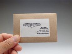 画像6: リリエンタールのカモメ型グライダー1889年式 (6)