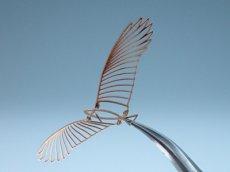 画像10: リリエンタールのカモメ型グライダー1889年式 (10)