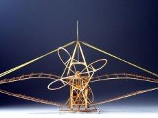 画像3: 1/48 二宮忠八の玉虫型飛行器 (3)
