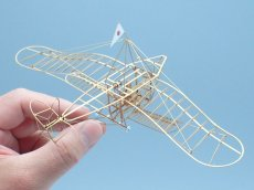画像13: 1/48 二宮忠八の玉虫型飛行器 (13)