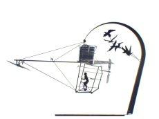 画像10: 人力飛行機 アルバトロス79 (10)