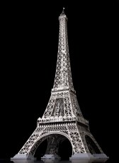 画像6: 60cmのエッフェル塔(本物の1/500) (6)