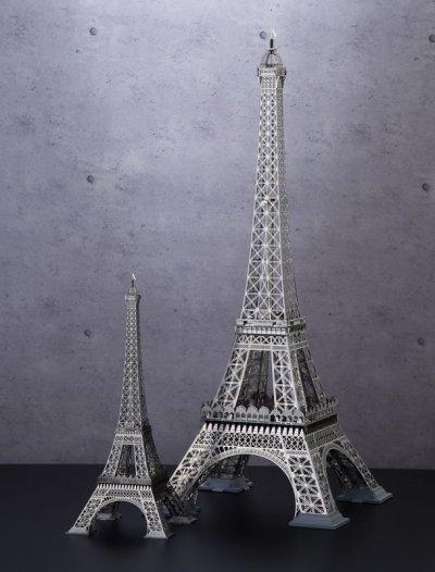 画像1: 60cmのエッフェル塔(本物の1/500)