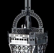 画像5: 60cmのエッフェル塔(本物の1/500) (5)