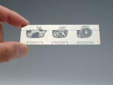 画像2: HOゲージ アンティーク自転車セット(3台入) (2)