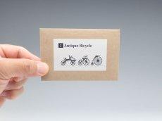 画像5: HOゲージ アンティーク自転車セット(3台入) (5)