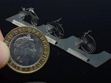 画像3: HOゲージ アンティーク自転車セット(3台入) (3)
