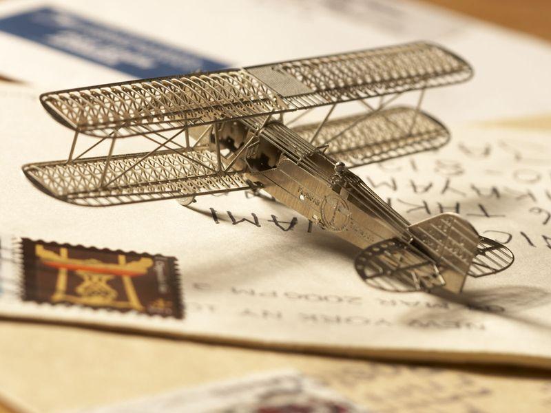郵便飛行機ボーイングB40 / エアロベース