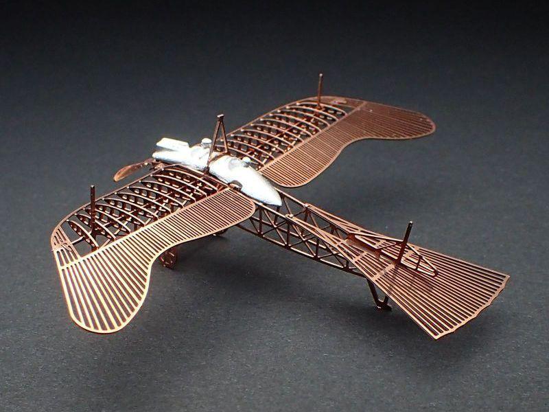 エトリッヒ・タウベ(銅板)  組立キット / エアロベース