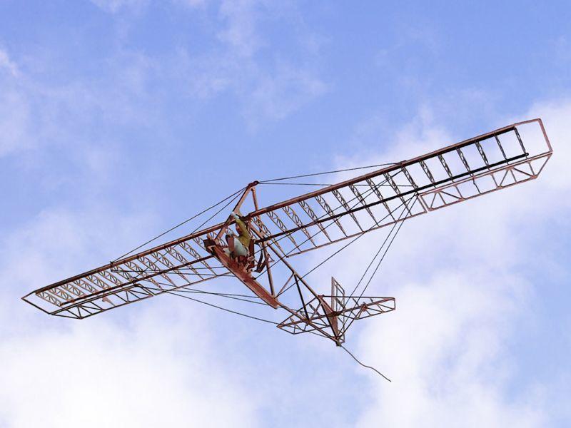 1/48 文部省式1型滑空機(プライマリーグライダー) / エアロベース