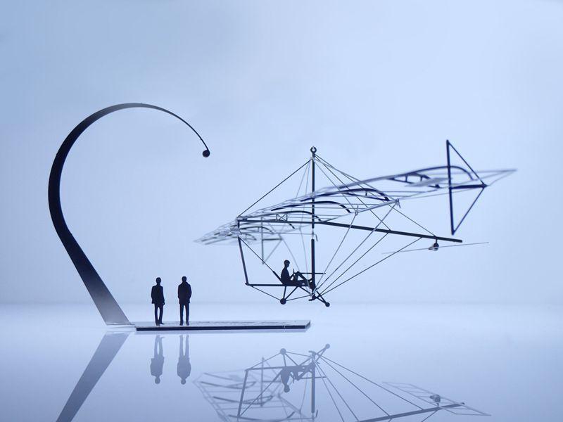 人力飛行機 モハベ7  組立キット / エアロベース