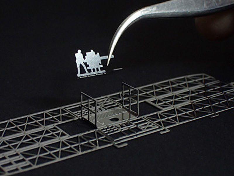 山田式飛行船 組立キット / エアロベース