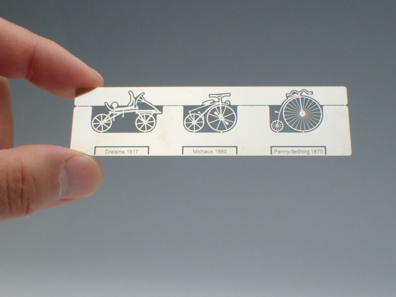 HOゲージ アンティーク自転車セット(3台入)/ エアロベース